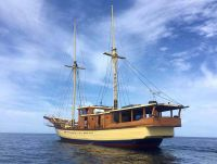 Davy Jones scuba diving liveaboard indonesia