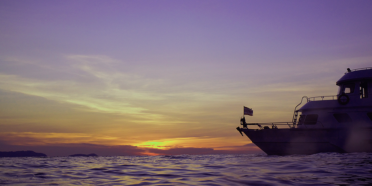 Mergui Archipelago Liveaboard Diving