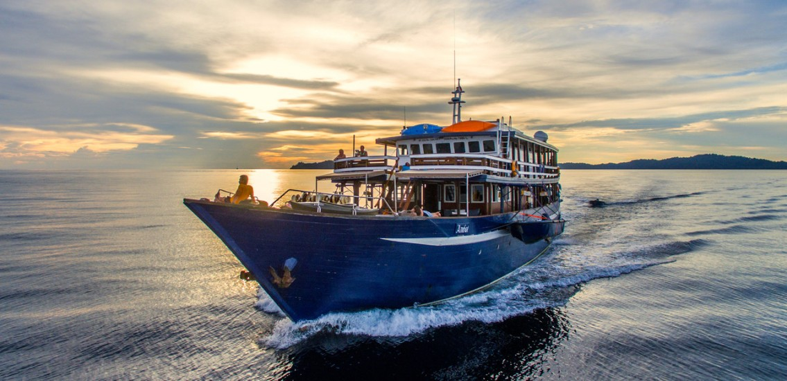 Ambai Liveaboard Indonesia