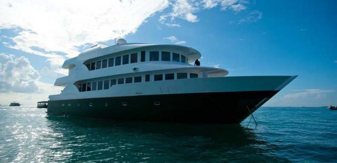 Emperor Virgo Liveaboard Diving Boat Maldives