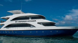 Boat on special MV Emperor Voyager