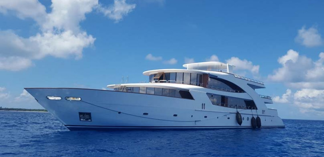 Carpe Novo Maldives liveaboard diving