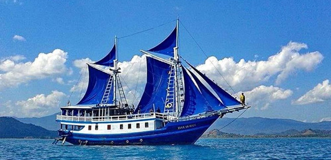 Blue Dragon Diving Liveaboard Indonesia