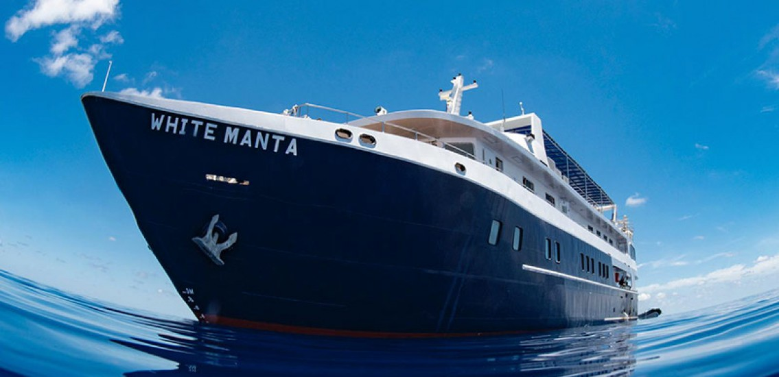White Manta Liveaboard Indonesia