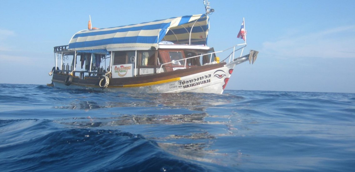 Nangnuan diving liveaboard