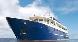 Blue Manta Liveaboard dive boat Indonesia
