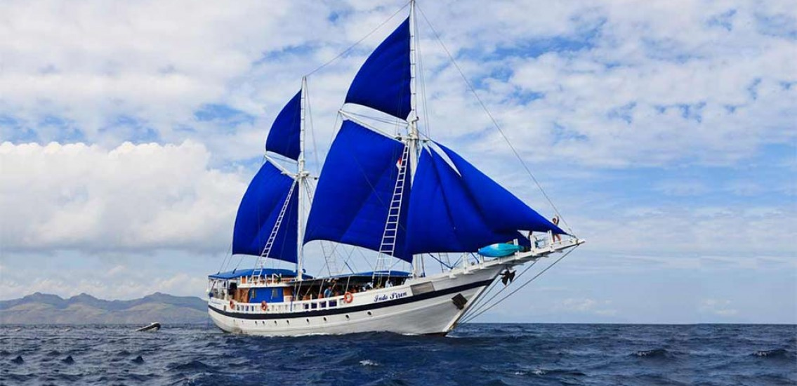 Indo Siren Liveaboard Indonesia scuba diving