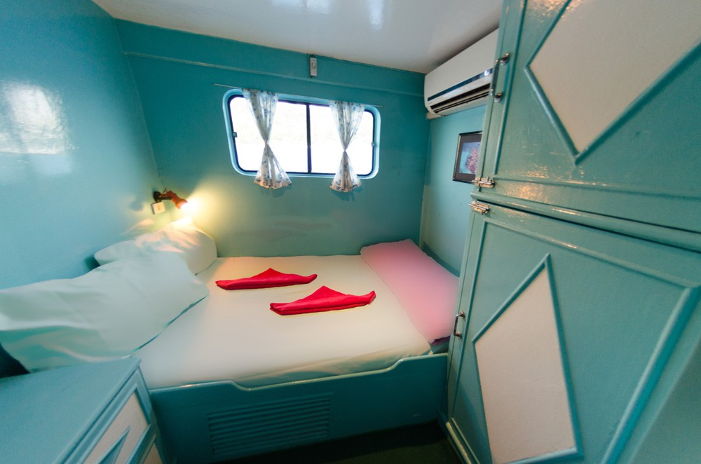 Double cabin (main deck)