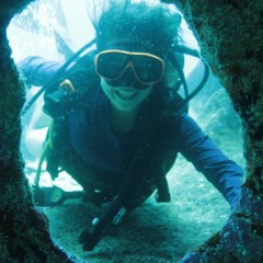 Holly Dodson MV Lapat Scuba Diving